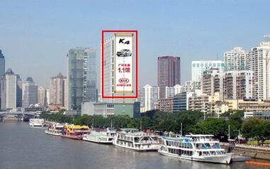 China Guangzhou available advertising locations for rent