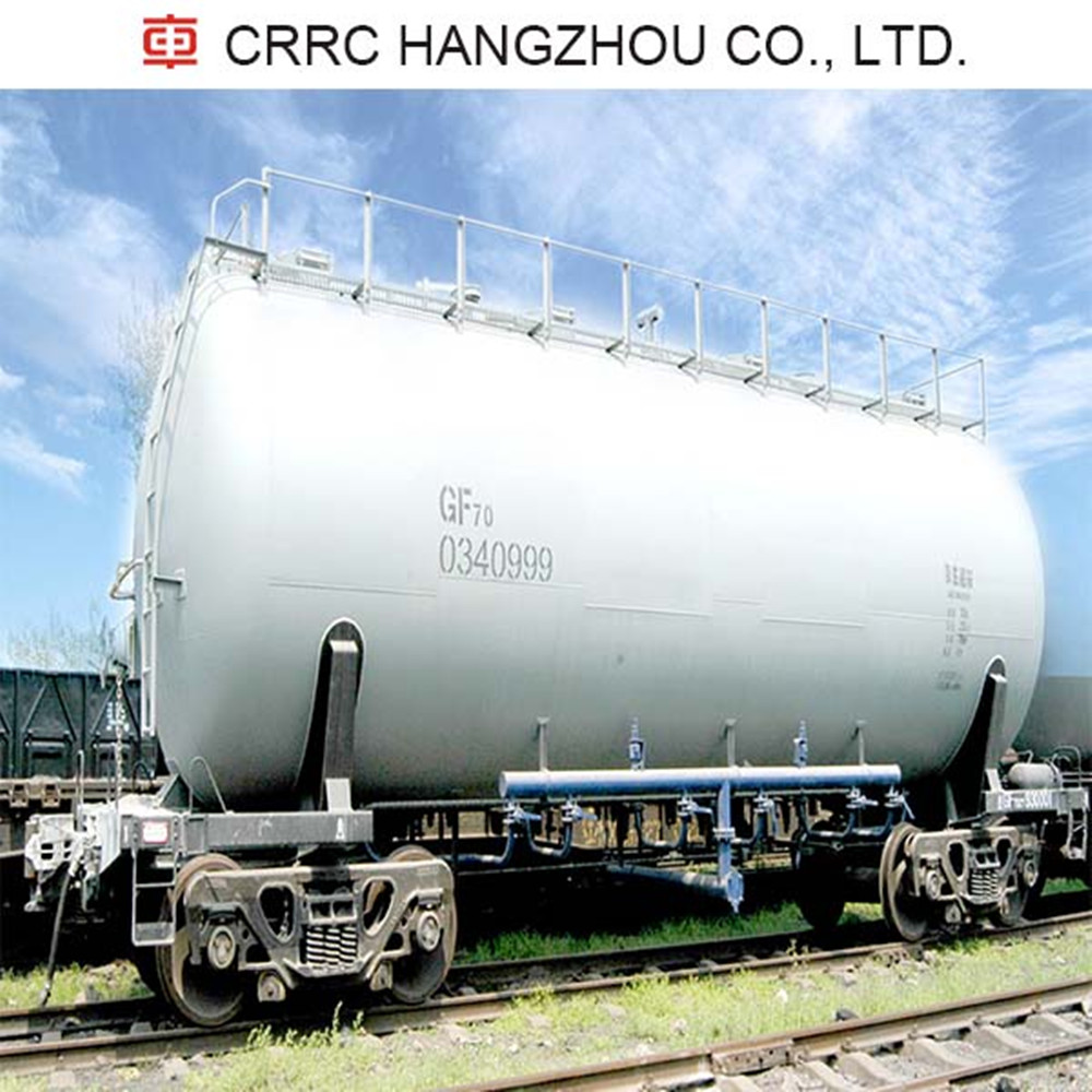 Top Sale CRRC Hangzhou New Car Fuel Tank Truck Price