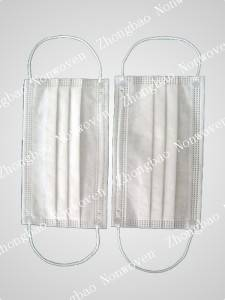 3 ply dust free disposable ES face mask