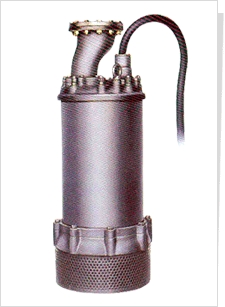 Submersible pump for construction