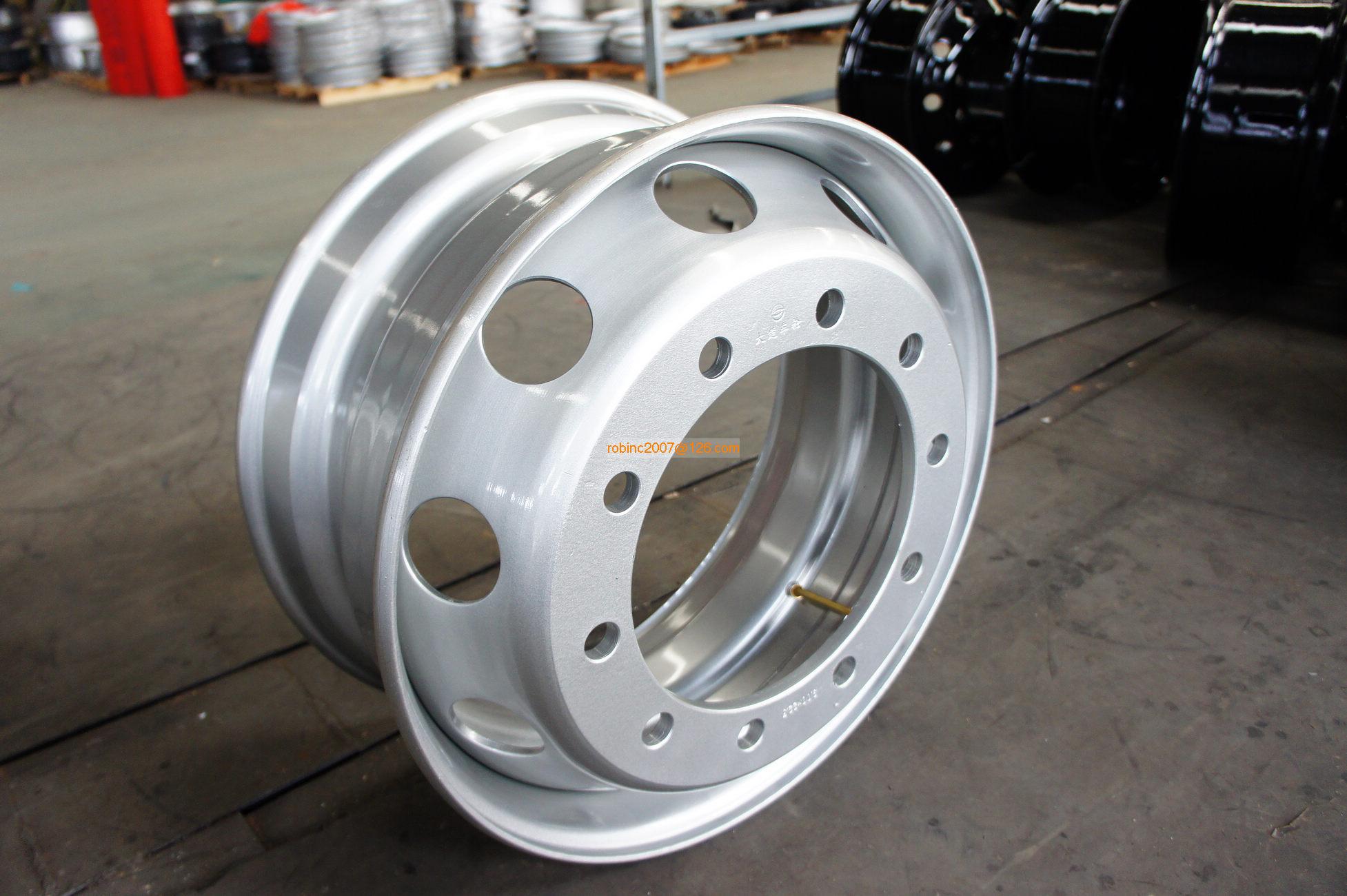 steel wheel rims for truck