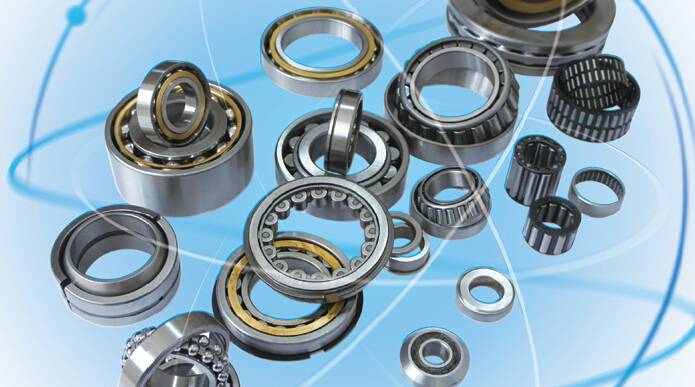 Produce cylindrical roller bearings,tapered roller bearings, angular contact ball bearings, needle r