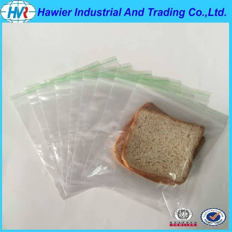 High quality LDPE material Customized 2 Mil Ziplock Bags
