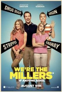 We're the Millers dvd movies