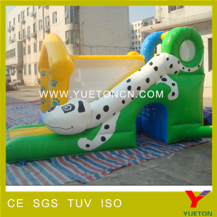 2017 Hot sale the latest commercial inflatable bouncer