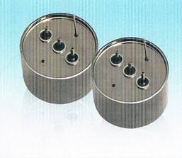 CAK38T-3 Series Hermetically Sealed wet Tantalum Capacitor with failure rate level grade CAST-C