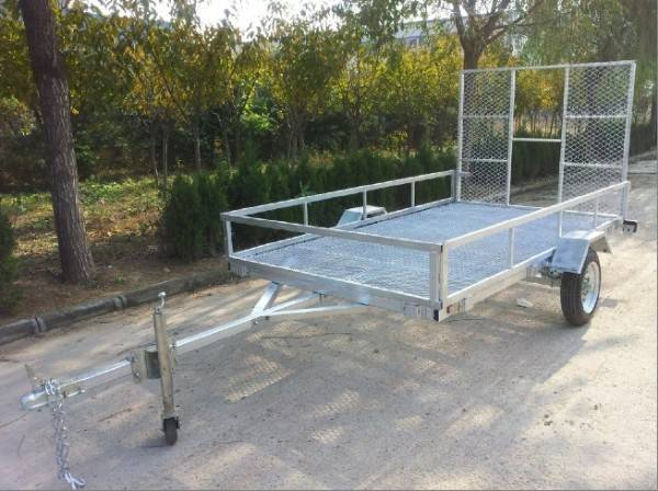 Easy Operating ATV Trailer