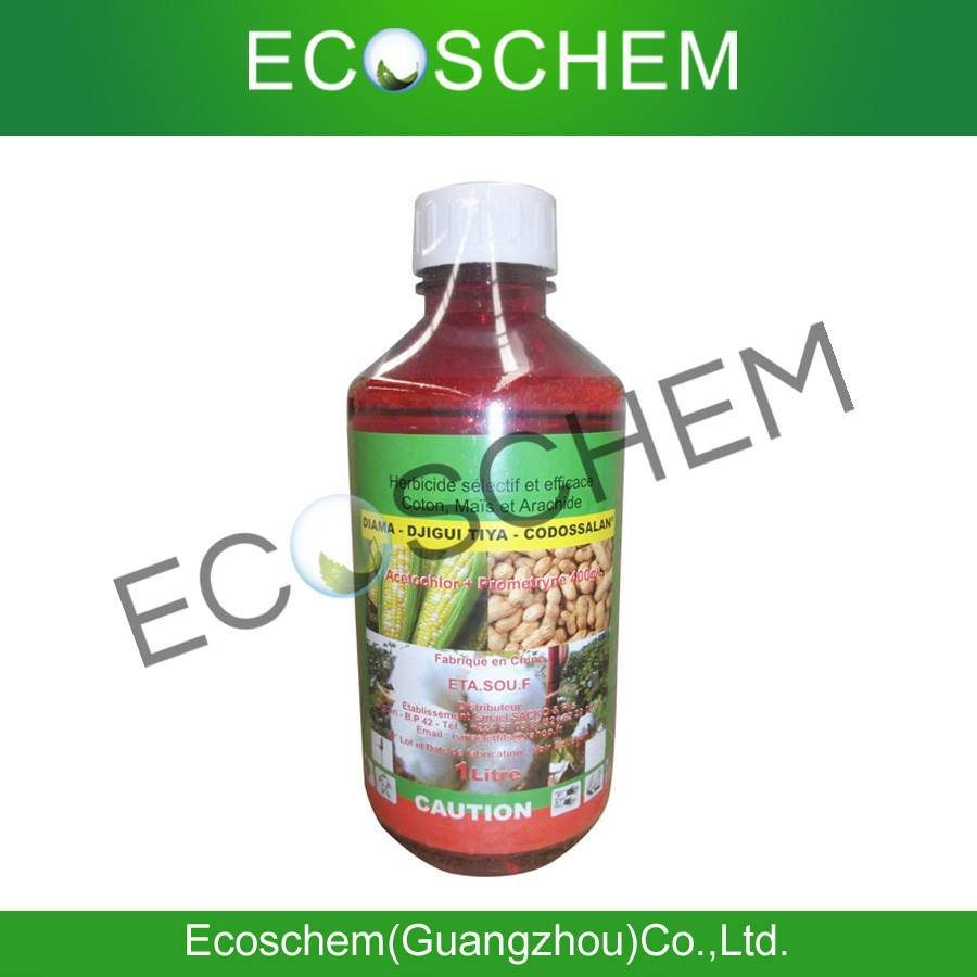 China Agrochemical 50% EC, 90% EC Herbicide Acetochlor