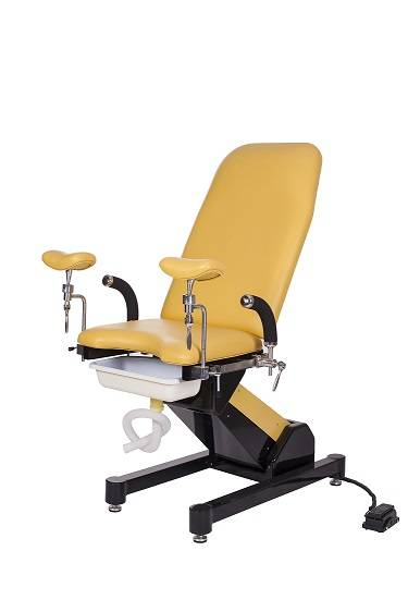 LDF100 Electricity Power Source and Operating Table Type gynecology table