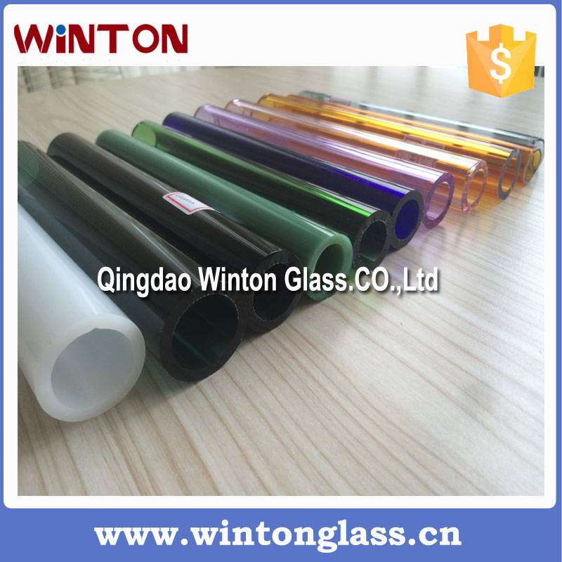 Winton High quality Color Glass Tube