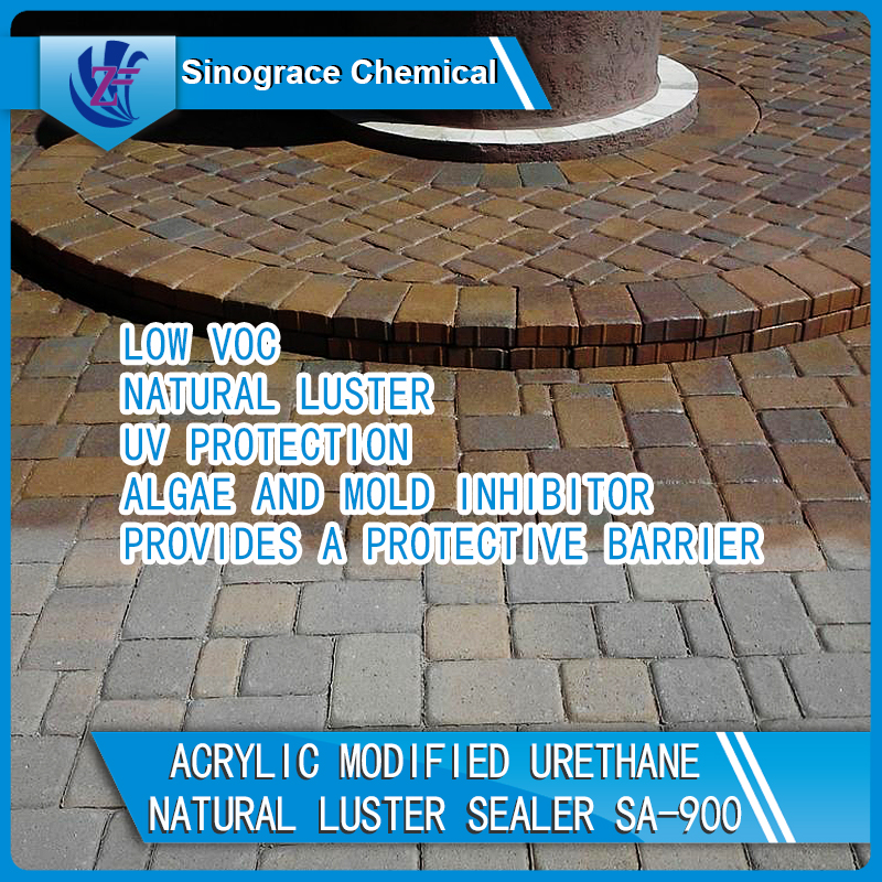 Acrylic Modified Urethane Natural Luster Sealer SA-900