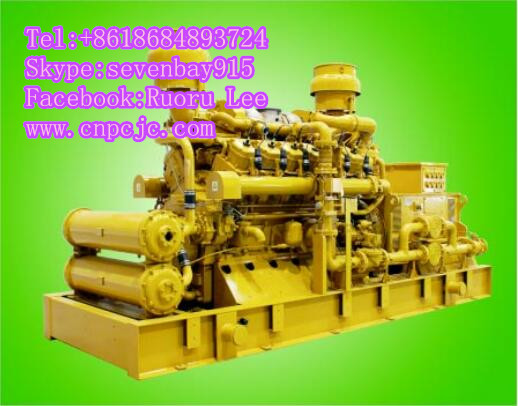 Series 190 closed-loop electronic control gas engines and gensets