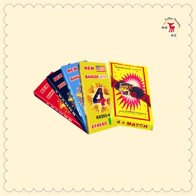 3# Match Cracker( 4 Bangs)| K0203-4