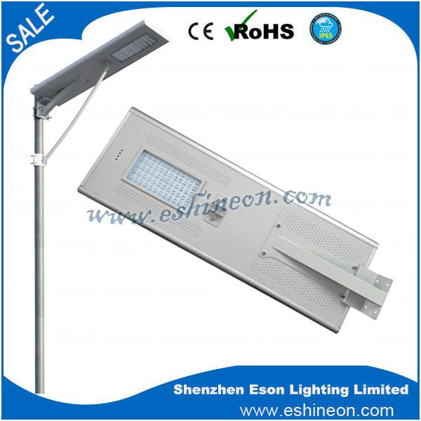 Integrated Solar Led Street Lamp-ES-260