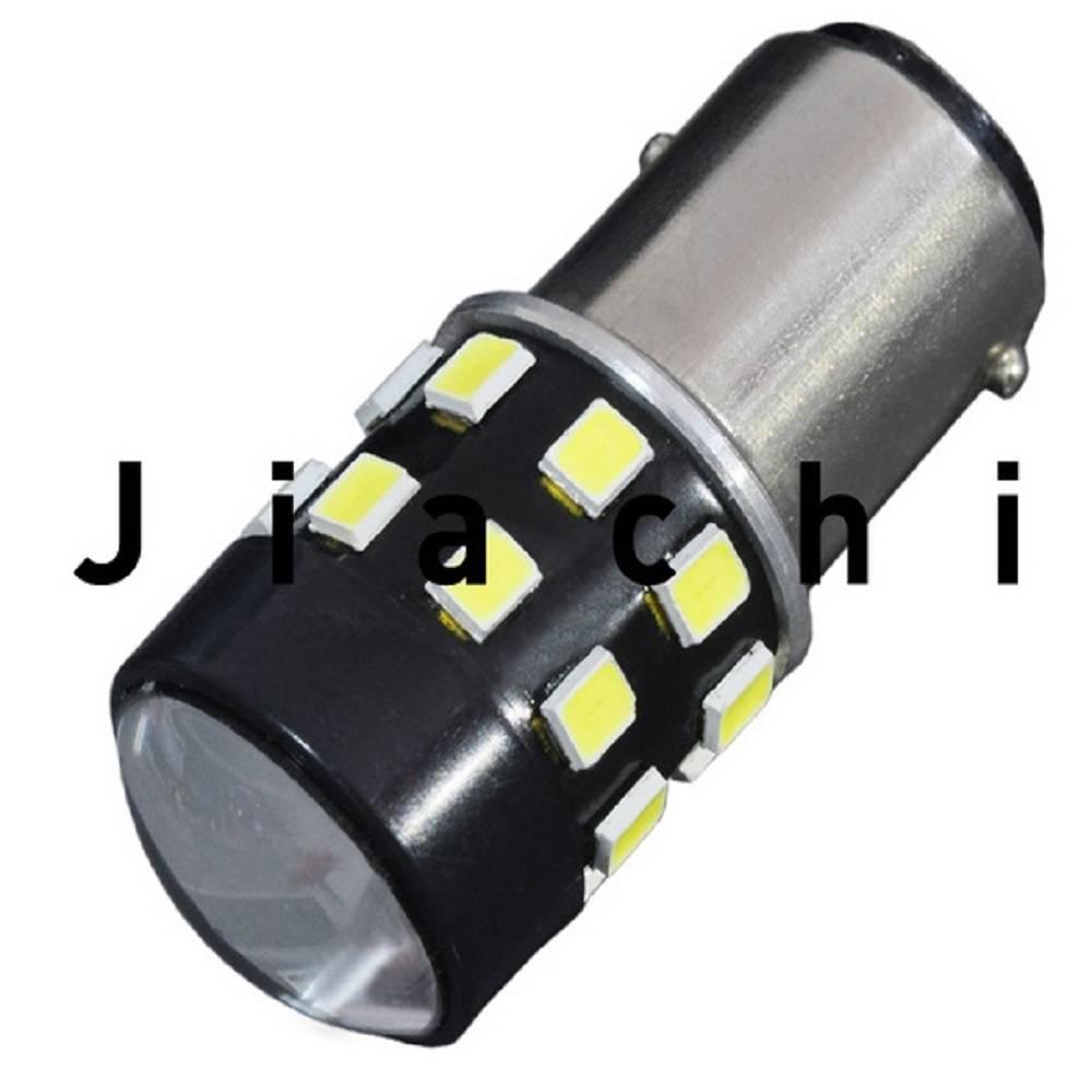 12v led car turning lamp 1156 1157 2835 24W BA15S make in china