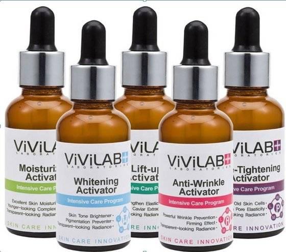 VIVILAB-Skin Serums