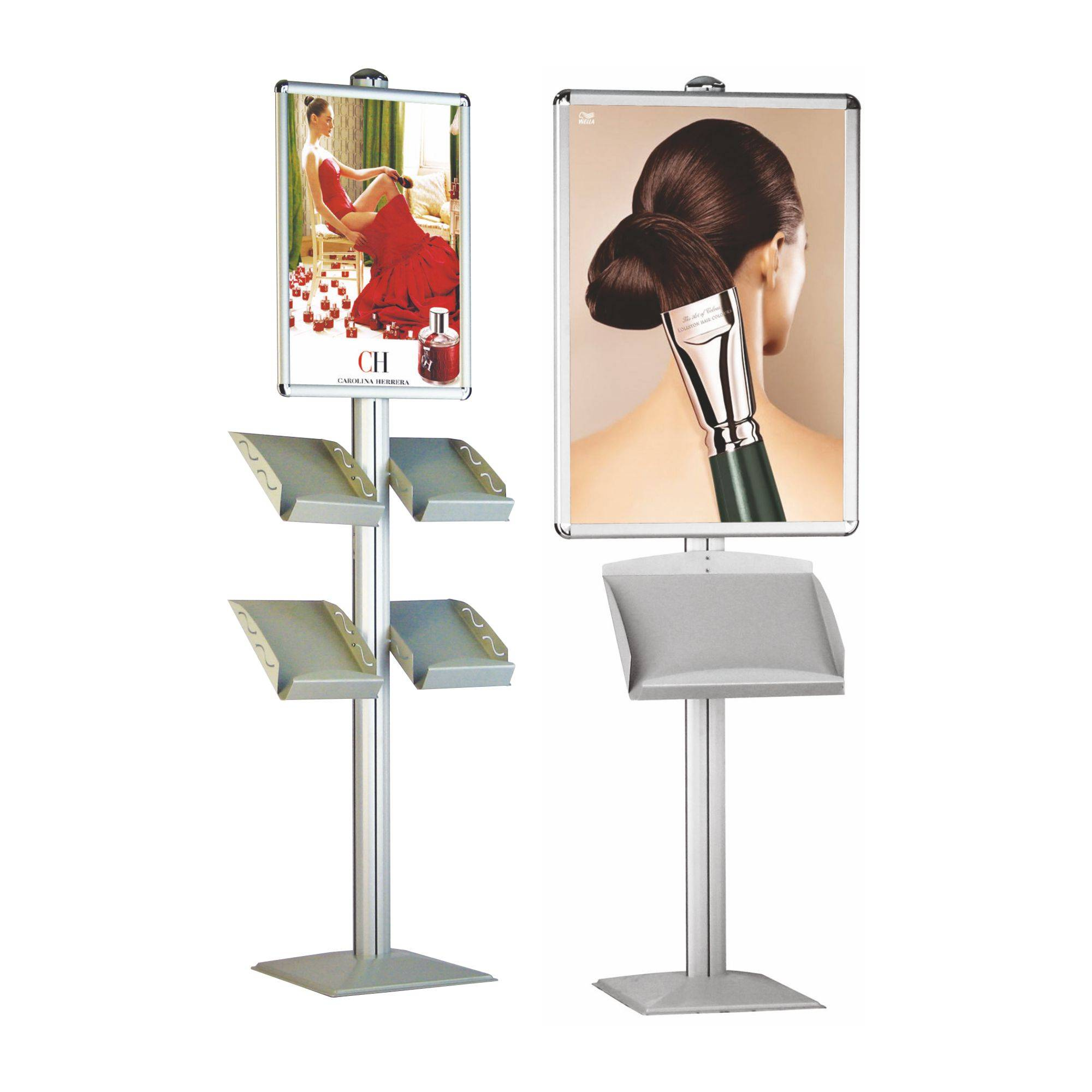 Brochure poster stand