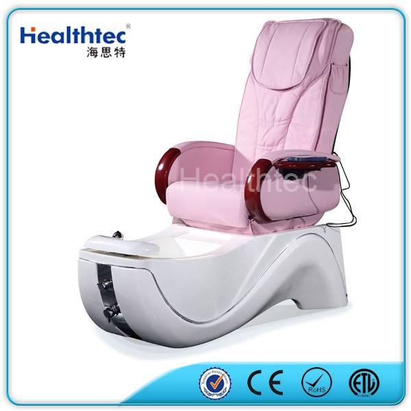 Pipless Whirlpooling shiatsu massage pedicure spa chair
