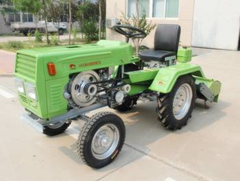 2014 hot sell new type small agricultural tractor/power tiller