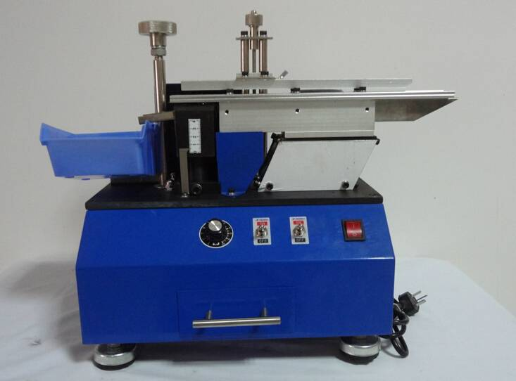 Radial Lead Cutting/Trimming Machine