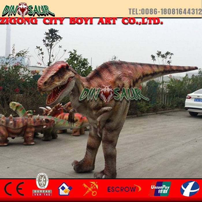 Hot sale realistic adult dinosaur costume
