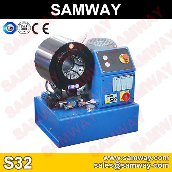 Samway S32 Hydraulic Hose Crimping Machine