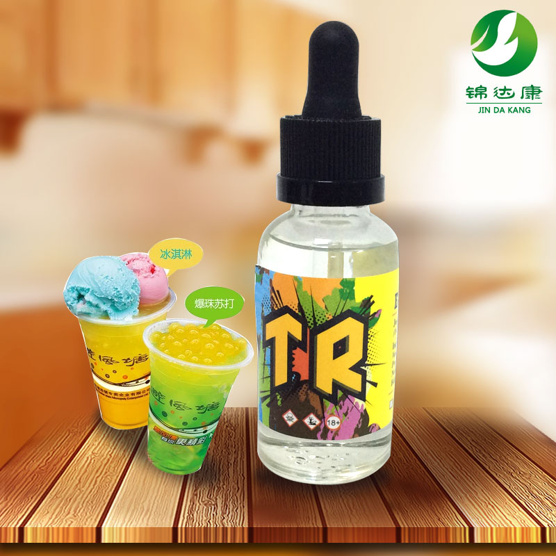 The Most Popular E-Liquid Flavor