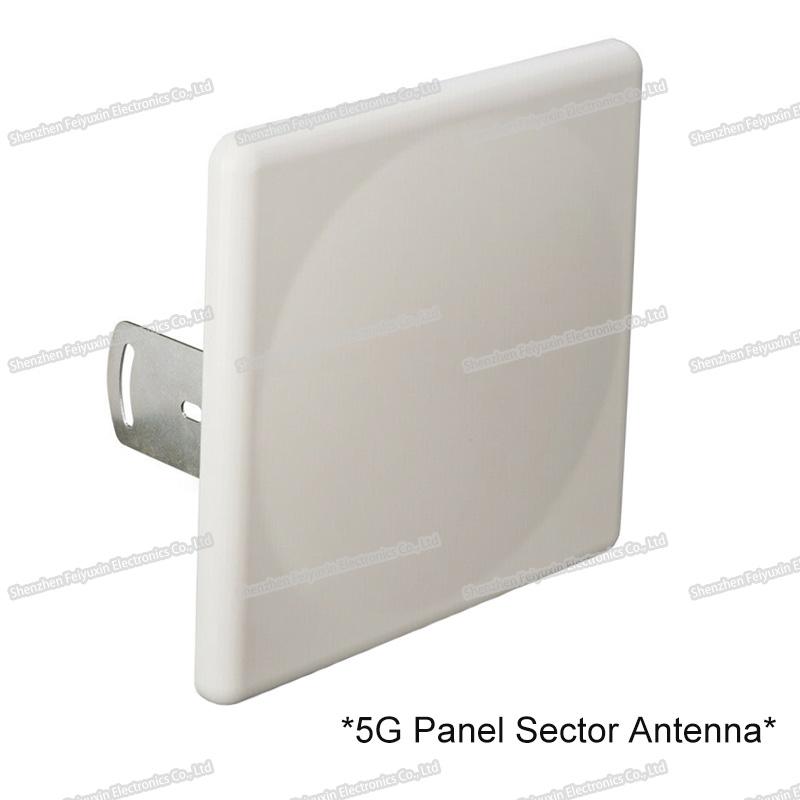 Antenna Panel 5G Directional 18dBi Gain Wireless Outdoor 5G Antenna N Female, 3300-3800MHz