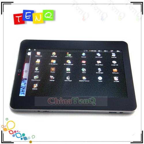 10.1 inch Apad ipad touch screen tablet PC google android 1.5 OS Rockchip2808 600mhz ROM 2GB UMPC ne