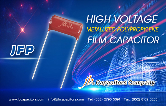 JFP--High Voltage Metallized Polypropylene Film Capacitor