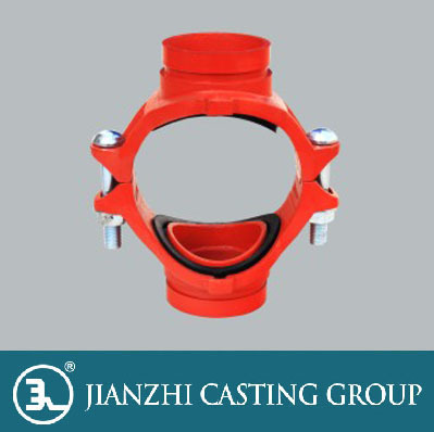 Grooved Coupling-Mechanical Cross