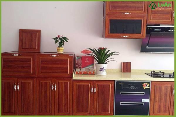 full aluminium mothproof waterproof kitchen cabinets