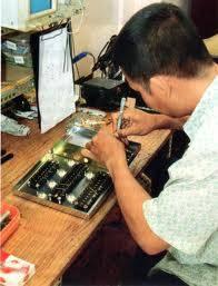 Electrician/Technician Vietnam