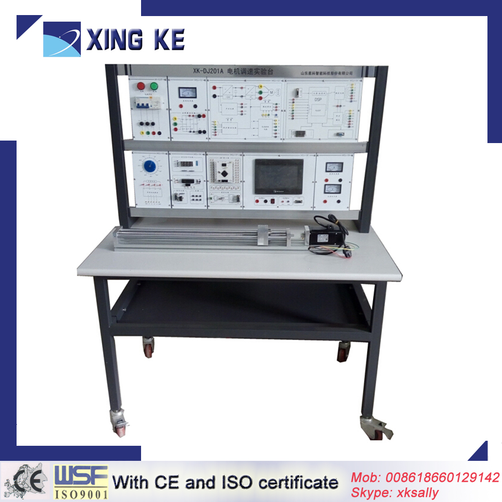 Servo movement control system training platform XK-DJ201A