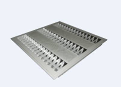 LED louvered/grille light 33W
