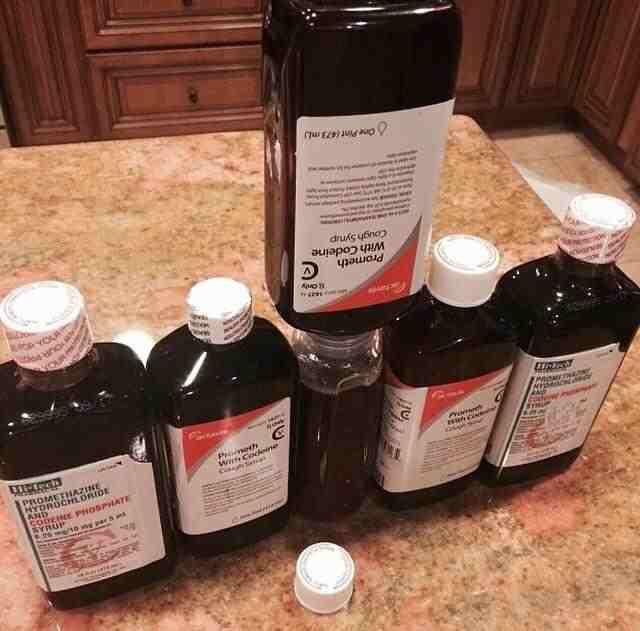 purple cough actavis syrup