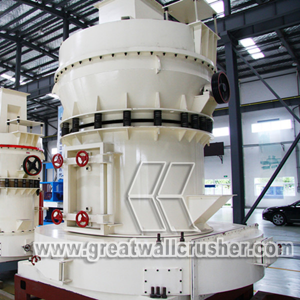 Energy-saving High Pressure Suspension Mill