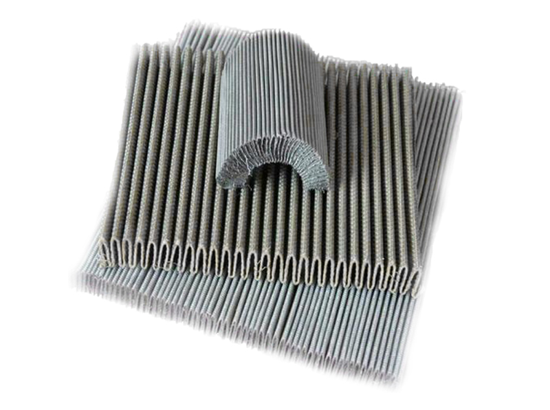 SS Wire Mesh Pleated Filter ElementsWire Cloth Nozzle Tip Filter Mesh Pleated Filter & Cartrige