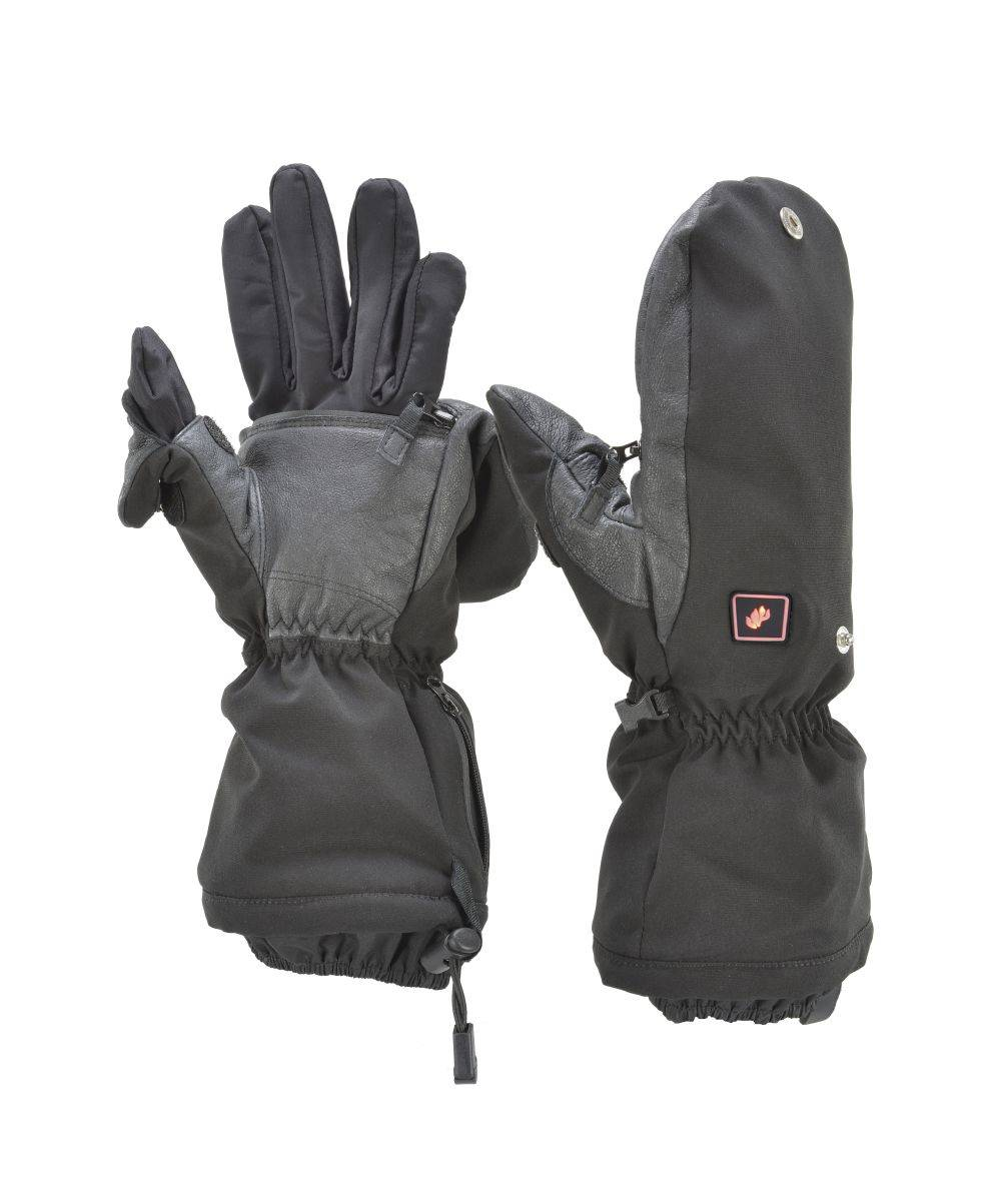 Waterproof Winter Sports Gloves Lithium Battery Heated Gloves