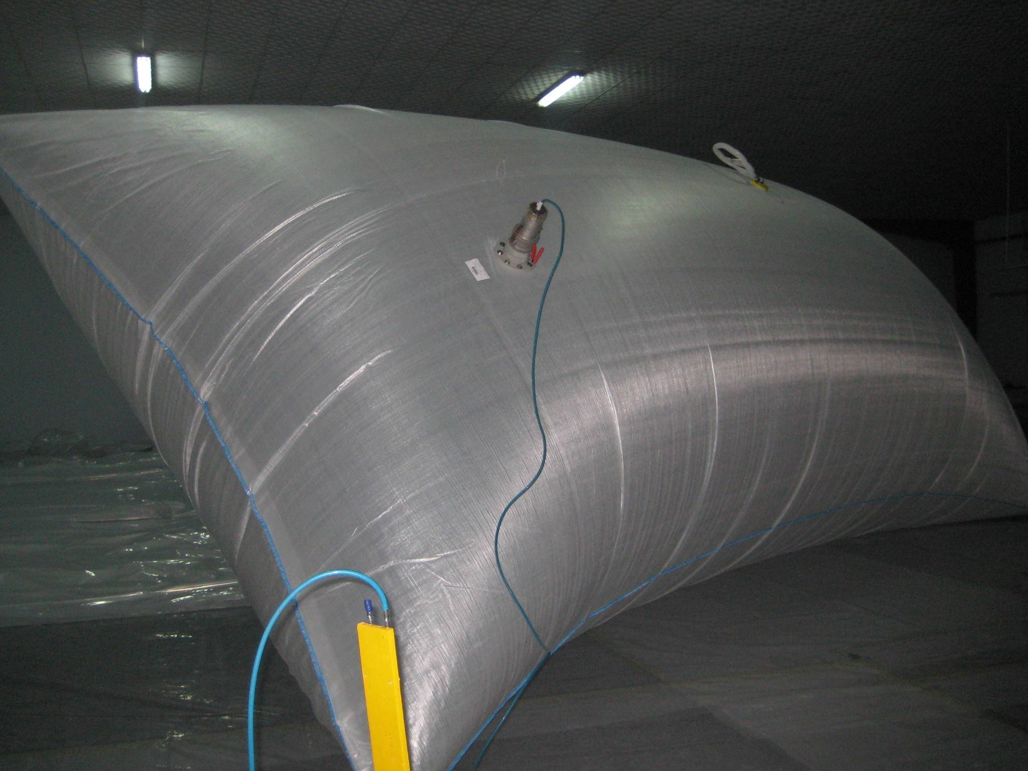 Flexitank for vegetable oil transport