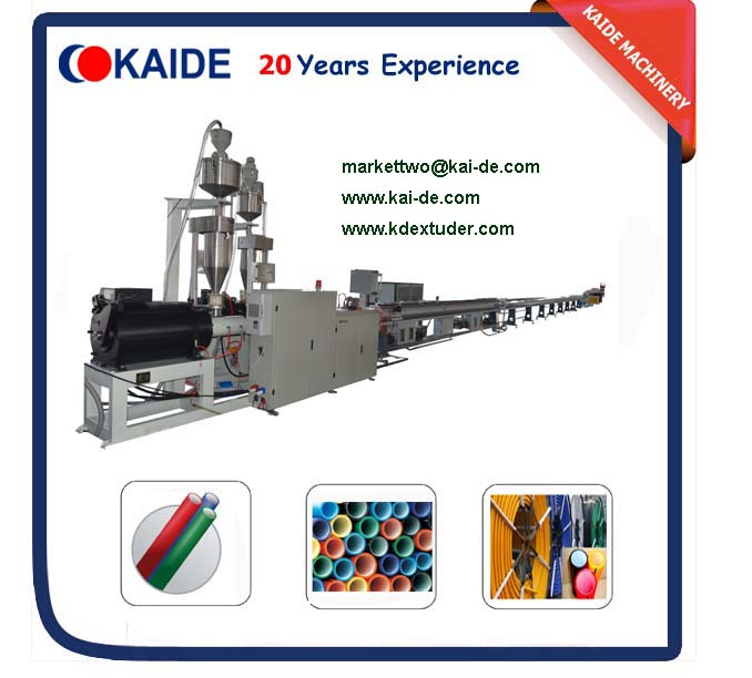 Microduct Pipe Production Line