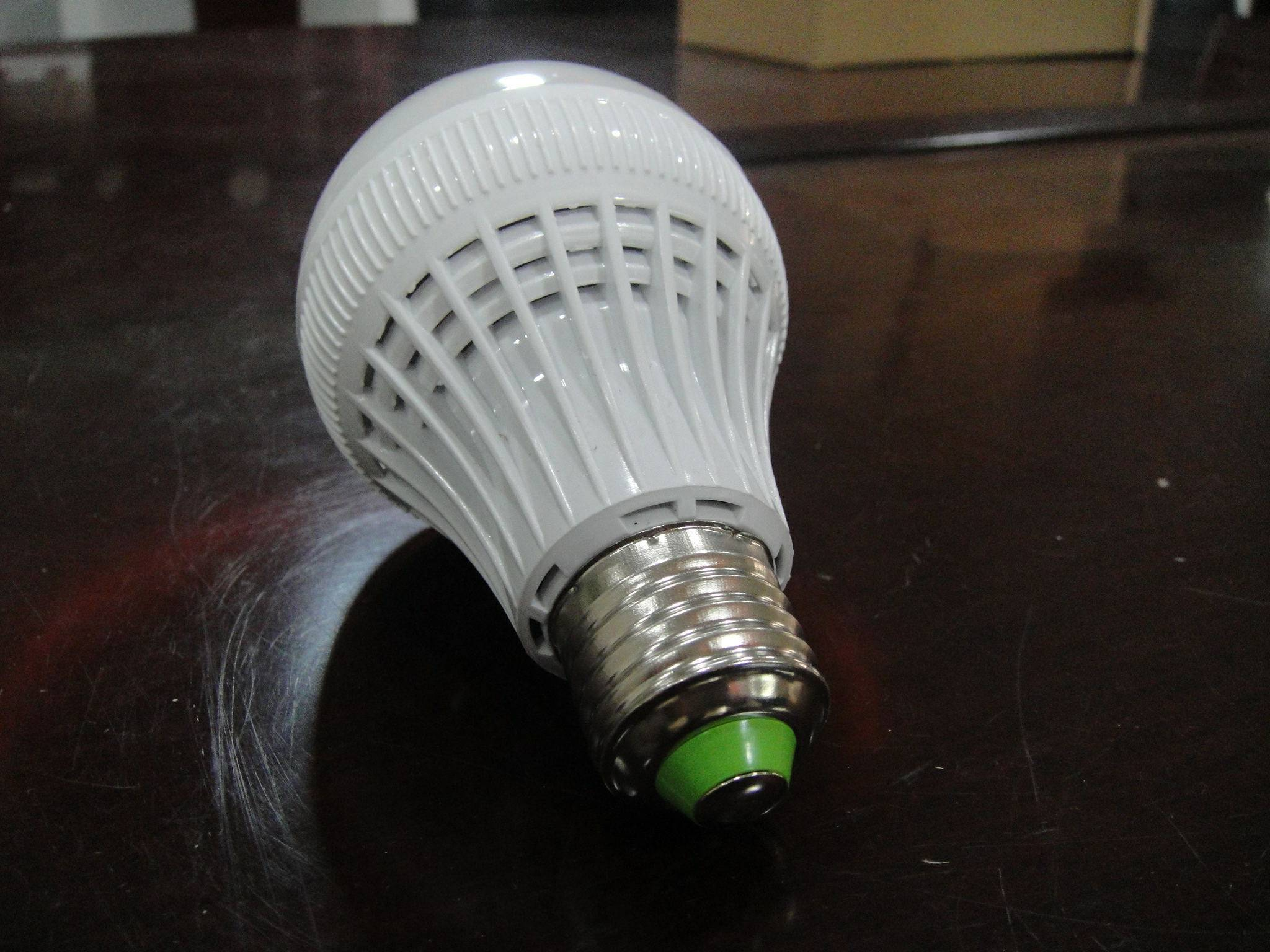 7w LED Bulbs no dimming E27 Epistar chips