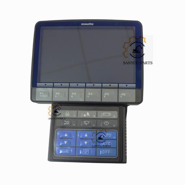 PC200-8 Monitor
