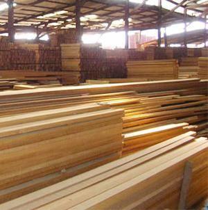 Burmese Teak Sawn Timber