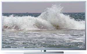 65 Inch Home HD LED TV with VGA, HDMI Optional