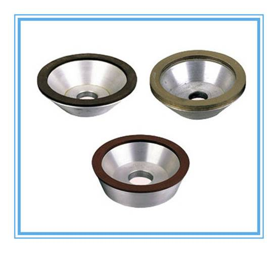 China manufacturer for resin bond cup diamond wheel