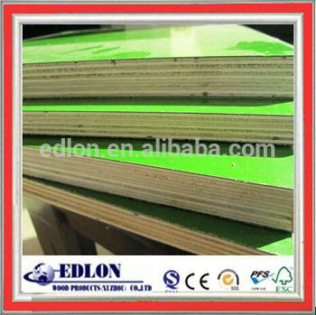 2015 top selling products two hot press times formwork plywood, recycle 8 times plywood film faced