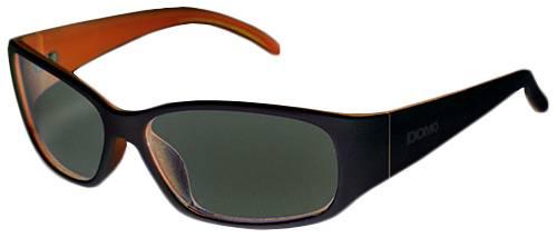 DOMO nHance PL39H Polaroid Passive Circular Polarized 3D Glasses Black