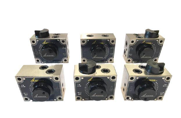 Pressure Compensated Flow Control Valve - FKC/FNC Series