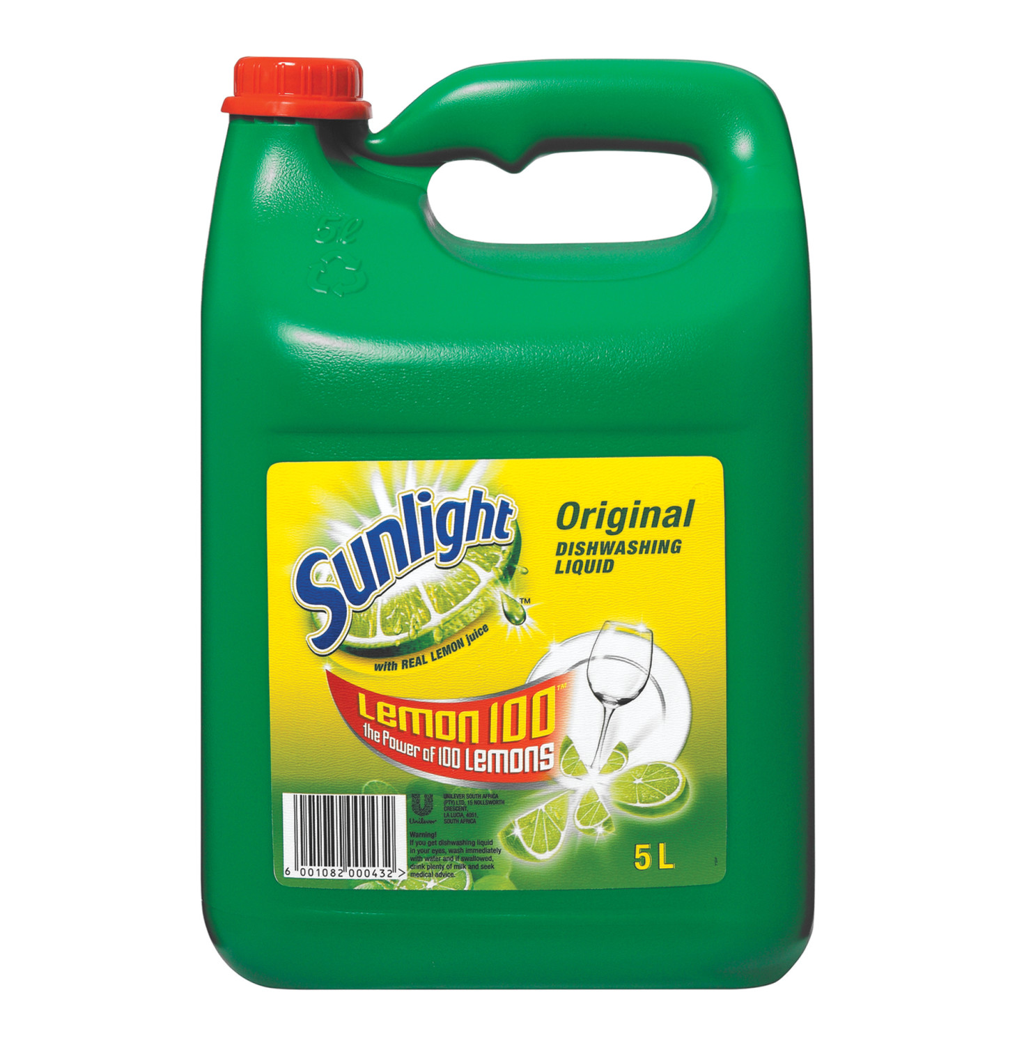 large package dishwashing liquid